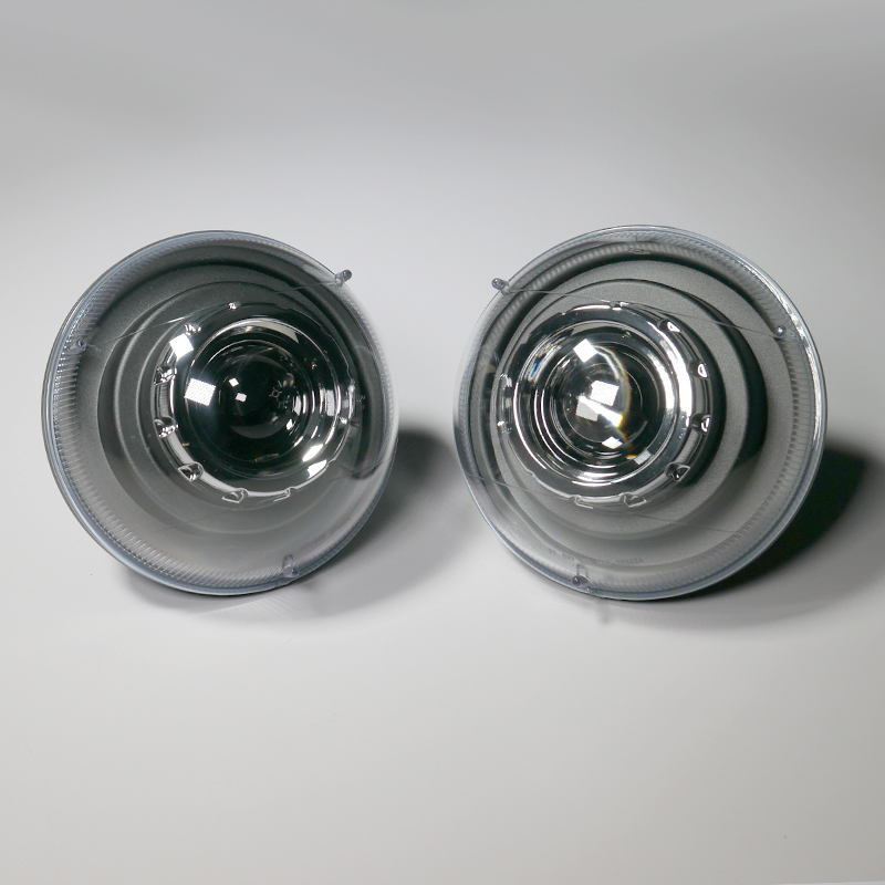 STARR HID USA 7 Prime Round Sealed Beam Bi Xenon Projector