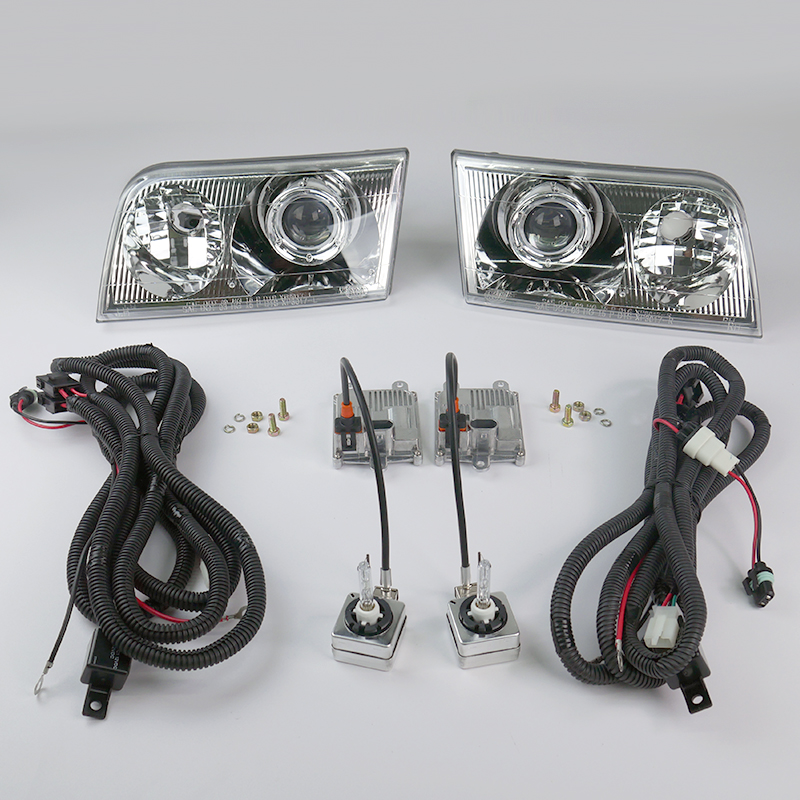 STARR HID ford crown victoria projector headlights 2 starr hid usa 1998 2011 ford crown victoria bi xenon projector